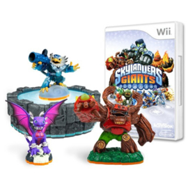 Skylanders Giants Starter Pack  - Wii