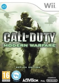 Call of Duty Modern warfare Reflex Edition - Wii