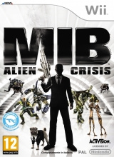 Men in Black Alien Crisis - Wii