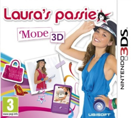 Laura's Passie Mode 3D - 3DS
