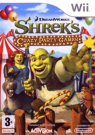 Shrek's Carnival Crazy Party Games - Wii