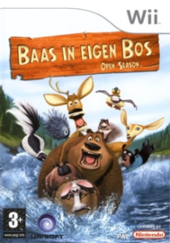 Baas in eigen bos Open Season - Wii