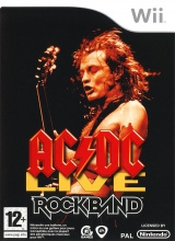 AC/DC Live Rock Band Track Pack - Wii