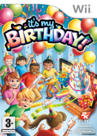 It's My Birthday - Wii