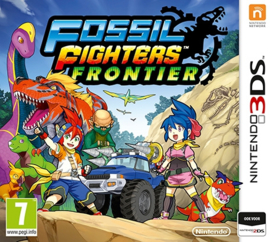 Fossil Fighter Frontier - 3DS