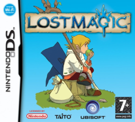 Lost Magic - DS