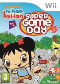 Ni Hao Kai-Lan Super Game Day - Wii