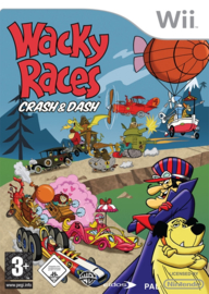 Wacky Racers Crash & Dash