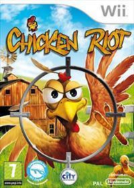 Chicken Riot - Wii