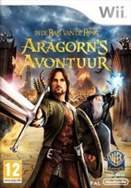 The Lord of the Rings Aragorn's Quest - Wii