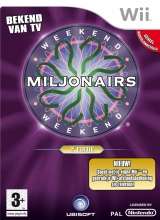 Weekend Miljonairs 2e Editie - Wii