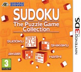 Sudoku The Puzzle Game Collection - 3DS