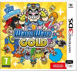 Warioware Gold - 3DS