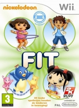 Nickelodeon Fit - Wii