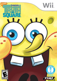 SpongeBob Squarepants Truth or Square - Wii