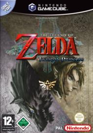 The Legend of Zelda Twilight Princess - GC