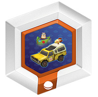 Pizza Plant Delivery  Truck -  Powerdisc 1.0