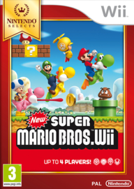 New Super Mario Bros Nintendo Selects Wii