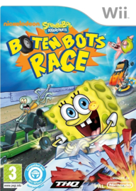 SpongeBob SquarePants Boten Bots Race - Wii