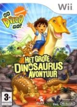 Go Diego Go! Het Grote Dinosaurus Avontuur - Wii