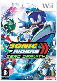Sonic Riders Zero Gravity - Wii