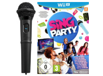 Sing Party + Mic - Wii U