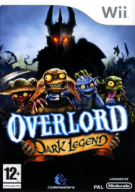 Overlord Dark Legend - Wii