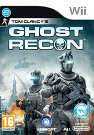 Tom Clancy's Ghost Recon - Wii