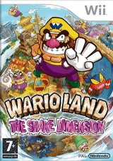 Wario Land The Shake Dimension - Wii