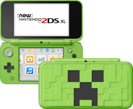New Nintendo 2DS XL Minecraft Editie