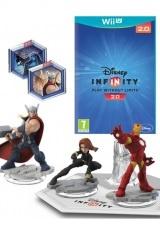 Disney Infinity 2.0 Marvel Super Heroes Starter Pack  - Wii U