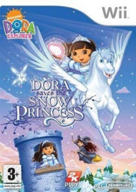 Dora Saves The Snowprincess - Wii
