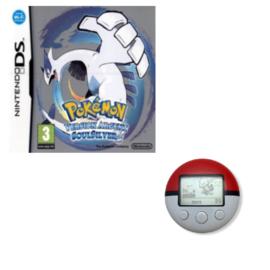 Pokemon Soulsilver + Pokewalker