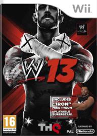 WWE 13 - Wii