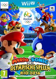 Mario en Sonic op de Olympische spelen Rio 2016 - Wii U