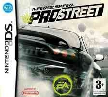 Need For Speed Prostreet (zonder handleiding) - DS
