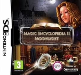 Magic Encyclopedia II Moonlight - DS