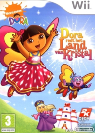 Dora Redt het Land van Kristal