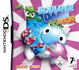 Boulder Dash Rocks! - DS