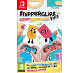 Snipperclips Plus - Switch
