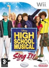 High School Musical Sing It! - Wii