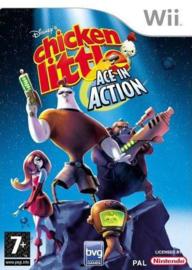 Disney's Chicken Little Ace in Action - Wii