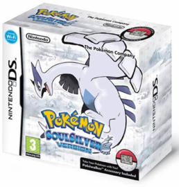 Pokemon Soulsilver Bigbox