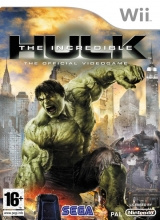 The Incredible Hulk The Official Videogame - Wii