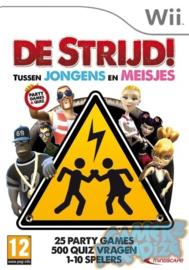 De Strijd! Tussen Jongens en Meisjes - Wii