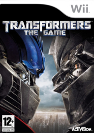 Transformers The Game - Wii