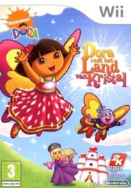 Dora Redt het Land van Kristal - Wii