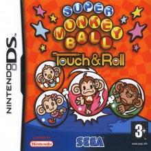 Super Monkey Ball Touch & Roll - DS
