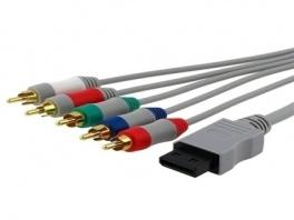 HD AV Component kabel - Wii