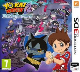 Yo-Kai Watch Droomfantomen - 3DS